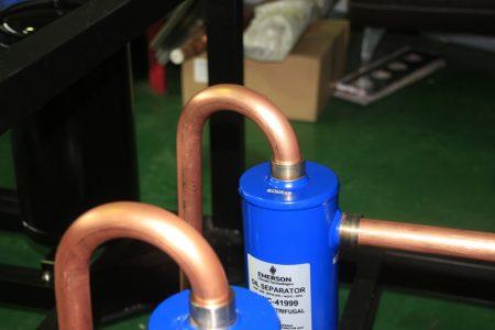 高低温交变试验箱铜管