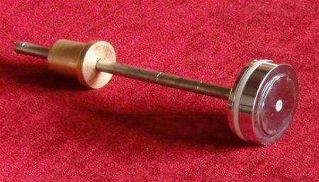 活塞杆组件、含活塞、铜导向套、1#砝码