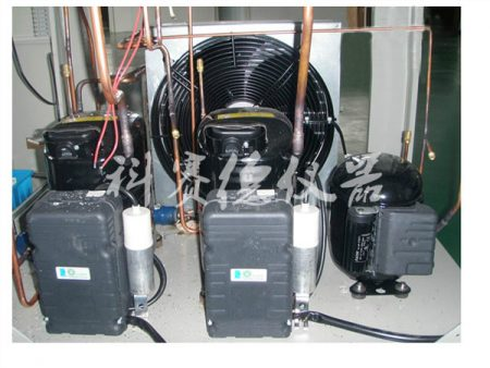高低温试验设备箱压缩机制冷系统