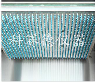 滴水试验箱滴水孔
